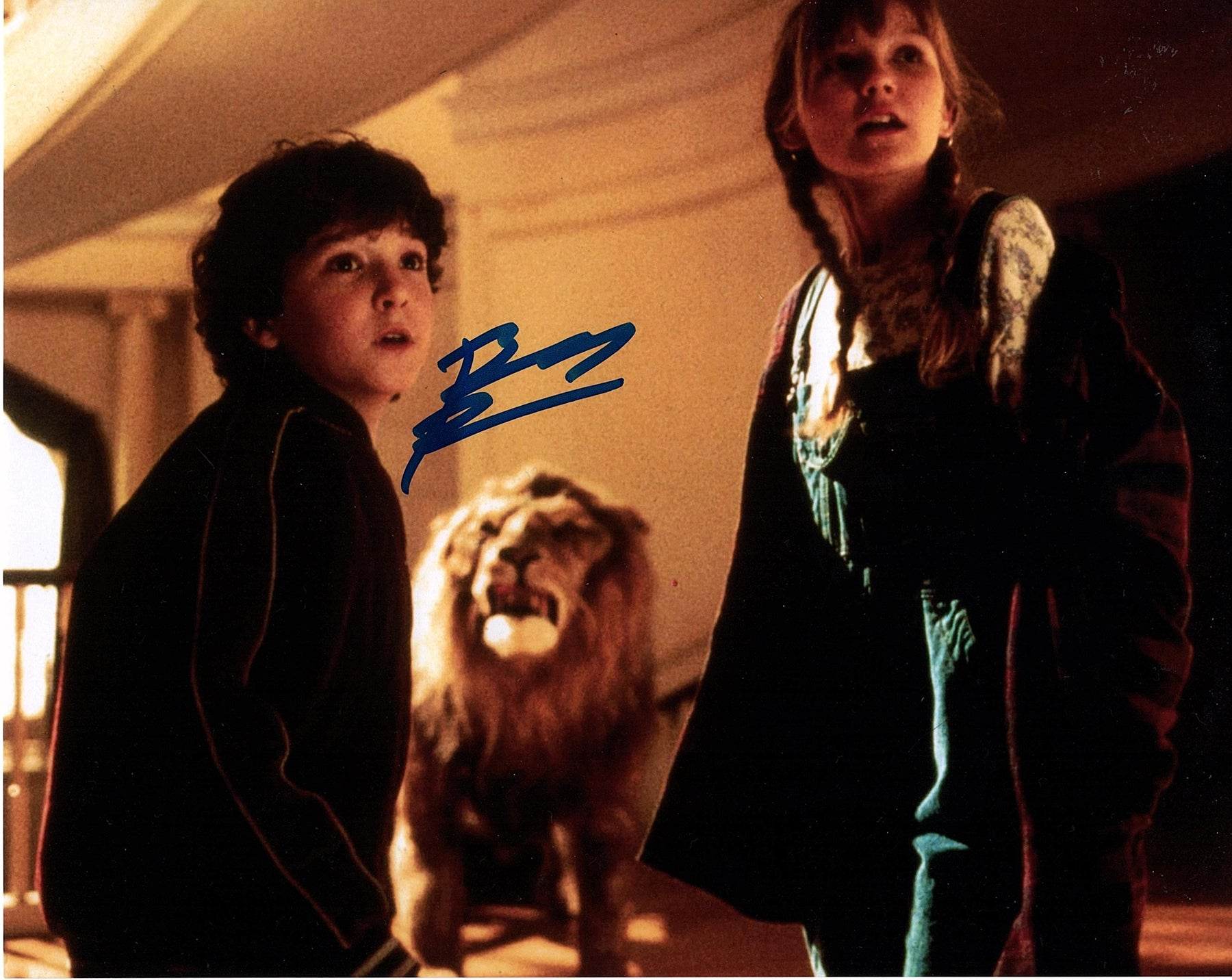 Bradley Pierce Signed 8x10 Photo Autograph Jumanji Peter COA Z1