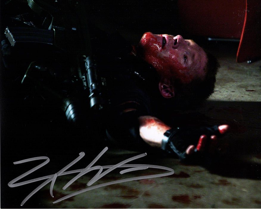 Zack Ward Signed 8x10 Photo Autograph Freddy Vs Jason COA Z3