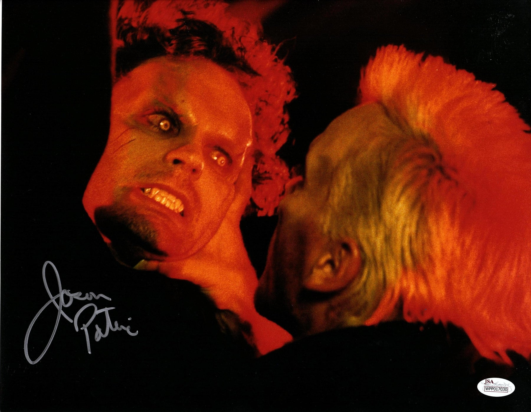 Jason Patric Signed 11X14 Picture The Lost Boys photo Autograph JSA COA 2