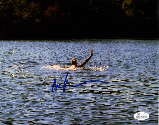 SPECIAL Ari Lehman Autograph 8x10 Photo Friday the 13th Signed Jason Voorhees JSA COA 5