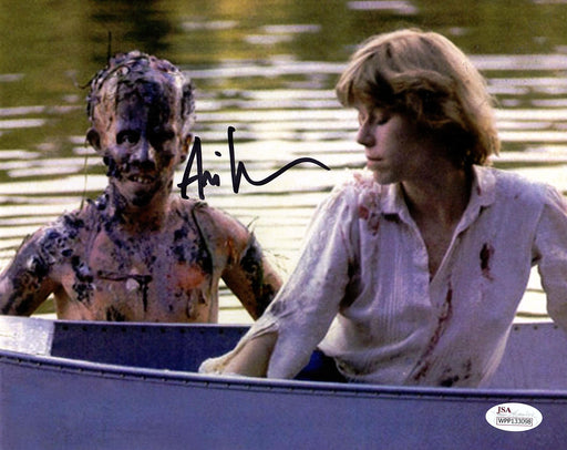SPECIAL Ari Lehman Autograph 8x10 Photo Friday the 13th Signed Jason Voorhees JSA COA 3