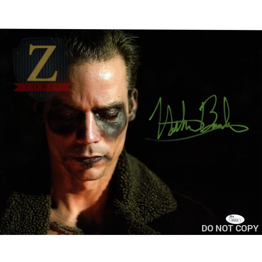 Nathan Baesel Behind The Mask Rise Of Leslie Vernon Autograph 11X14 Photo Jsa Z2