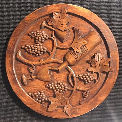 Woodcarvings by Wyckoff
