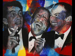 The Rat Pack Limited Edition Canvas Prints