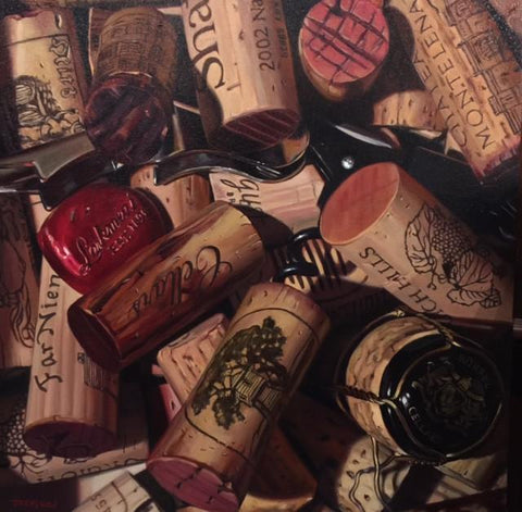Wine is Like a Box of Chocolates by Takayuki Harada