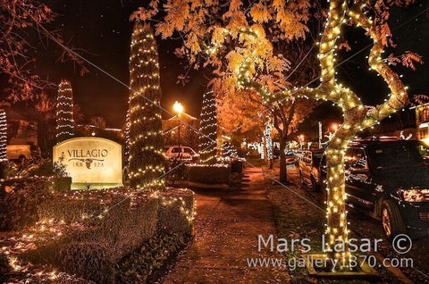 Yountville Lights