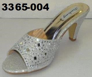 3365-004  SILVER SANDALS