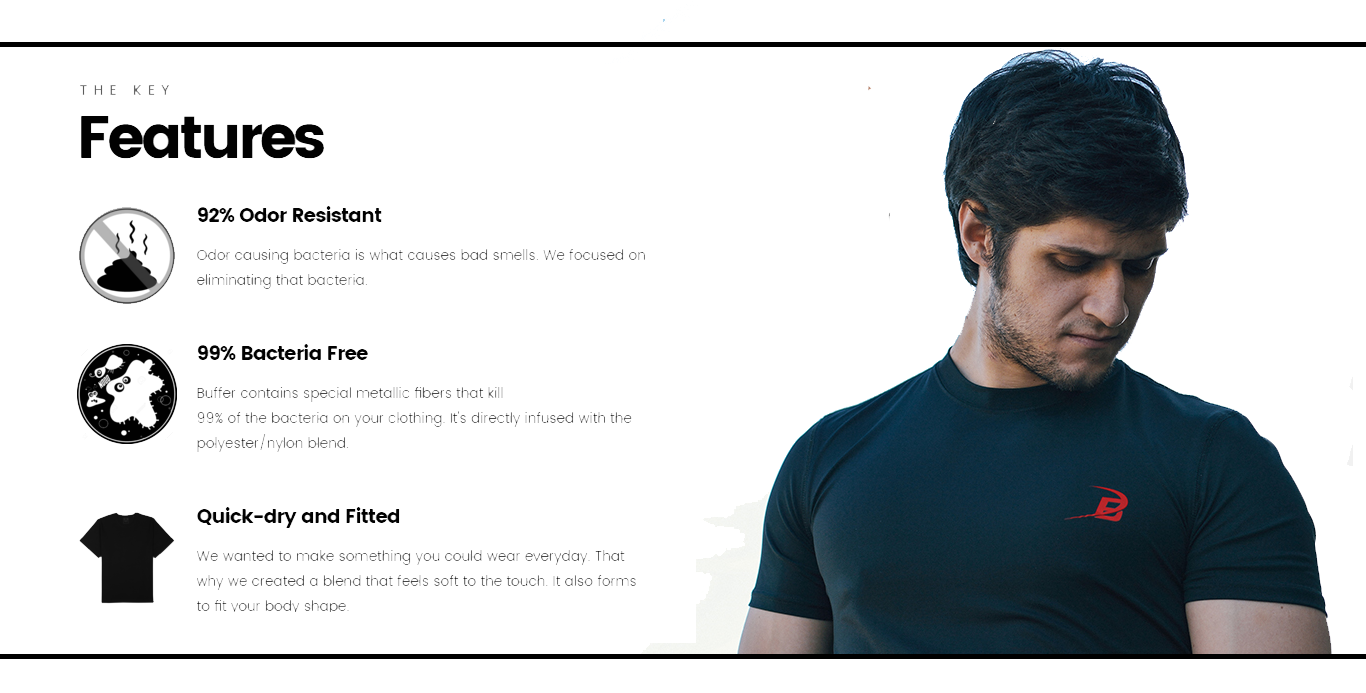 Key Features of the Buffer Tee