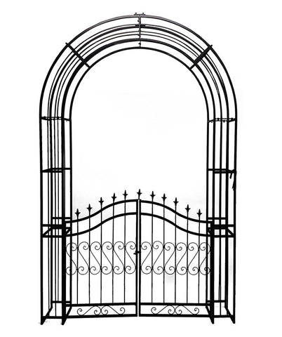 Arch with Gate