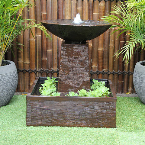 Aquarius Fountain Mediium
