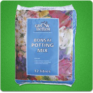 Bonsai potting mix 12ltr