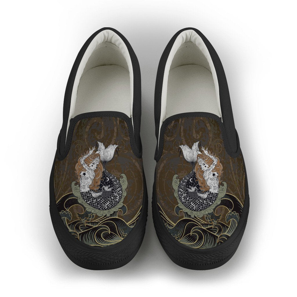 Mermaid Night Women's Slip On