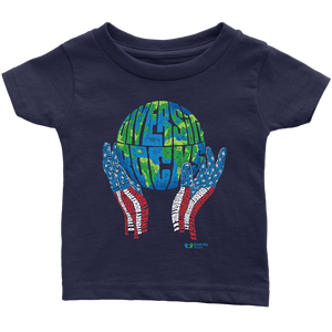 Diversity Rocks Infant T-Shirt
