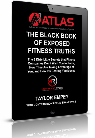 The Black Book of Exposed Fitness Truths (ebook)