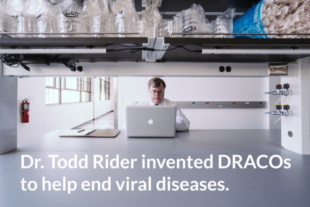 We're LIVE on IndieGoGo raising funds for DRACO Research
