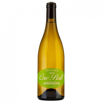 2018 BK One Ball Chardonnay