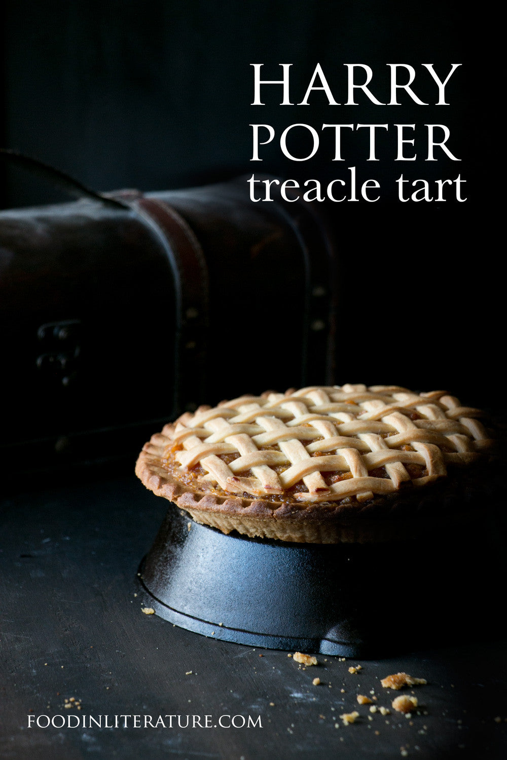 Nomification - Harry Potter Treacle Tart
