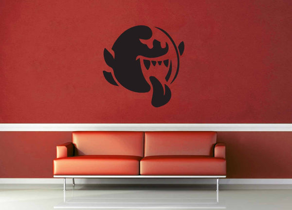 Boo - Super Mario - Wall Decal - geekerymade