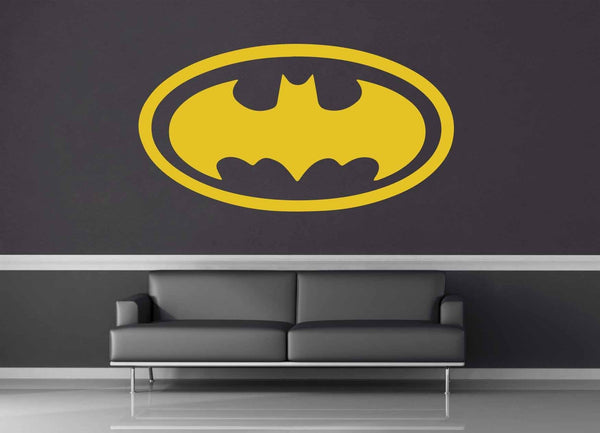 Batman Signal - Wall Decal - geekerymade