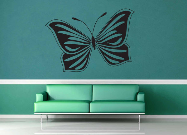 Butterfly - Wall Decal - No 3