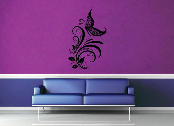 Butterfly - Wall Decal - No 7