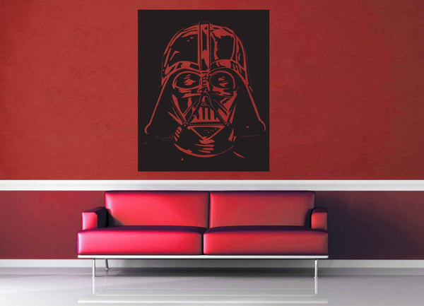 Darth Vader - Star Wars - Wall Decal