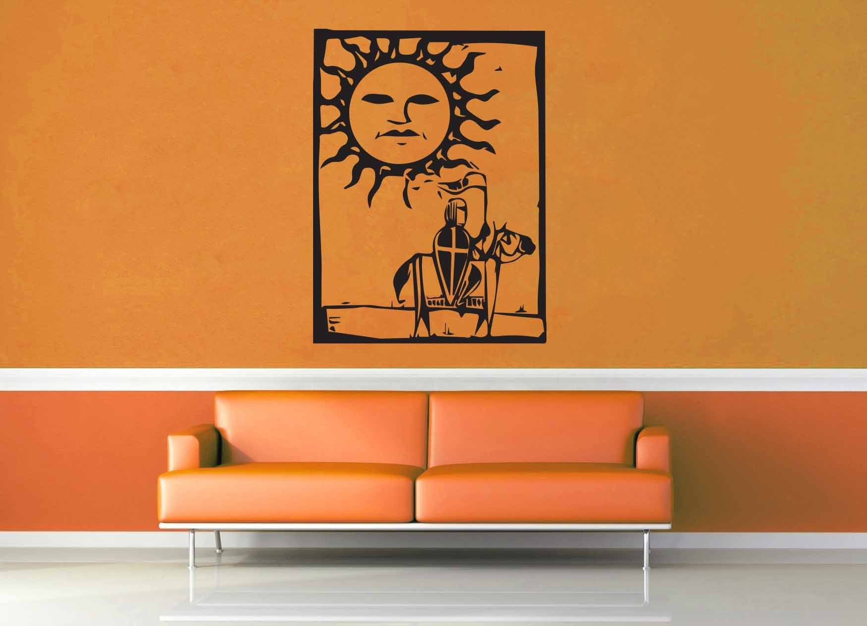Day and Knight - Wall Decal