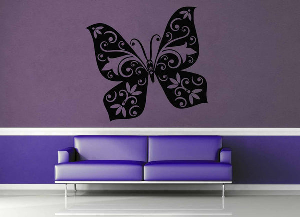 Butterfly - Wall Decal - No 10