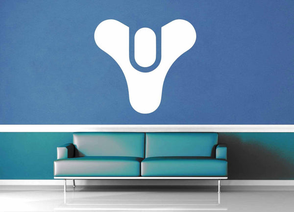 Destiny Logo - Gamer Décor - Wall Decal