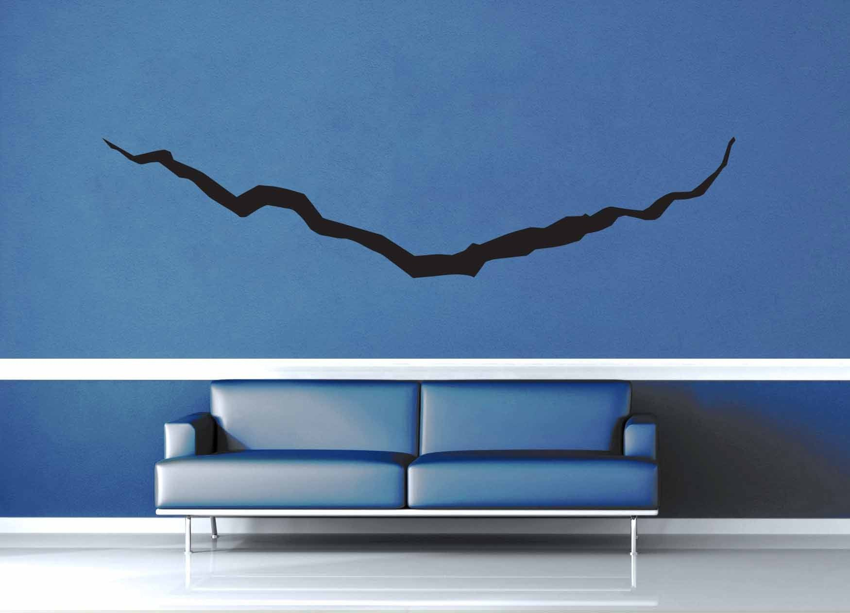 Crack in Time and Space - Doctor Who - Wall Decal