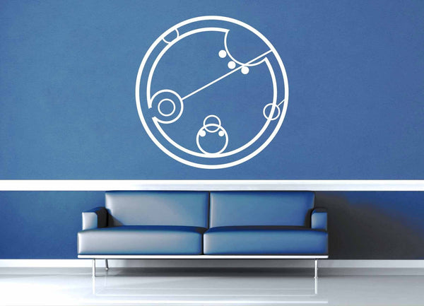 Courage - Gallifreyan - Doctor Who - Wall Decal - geekerymade