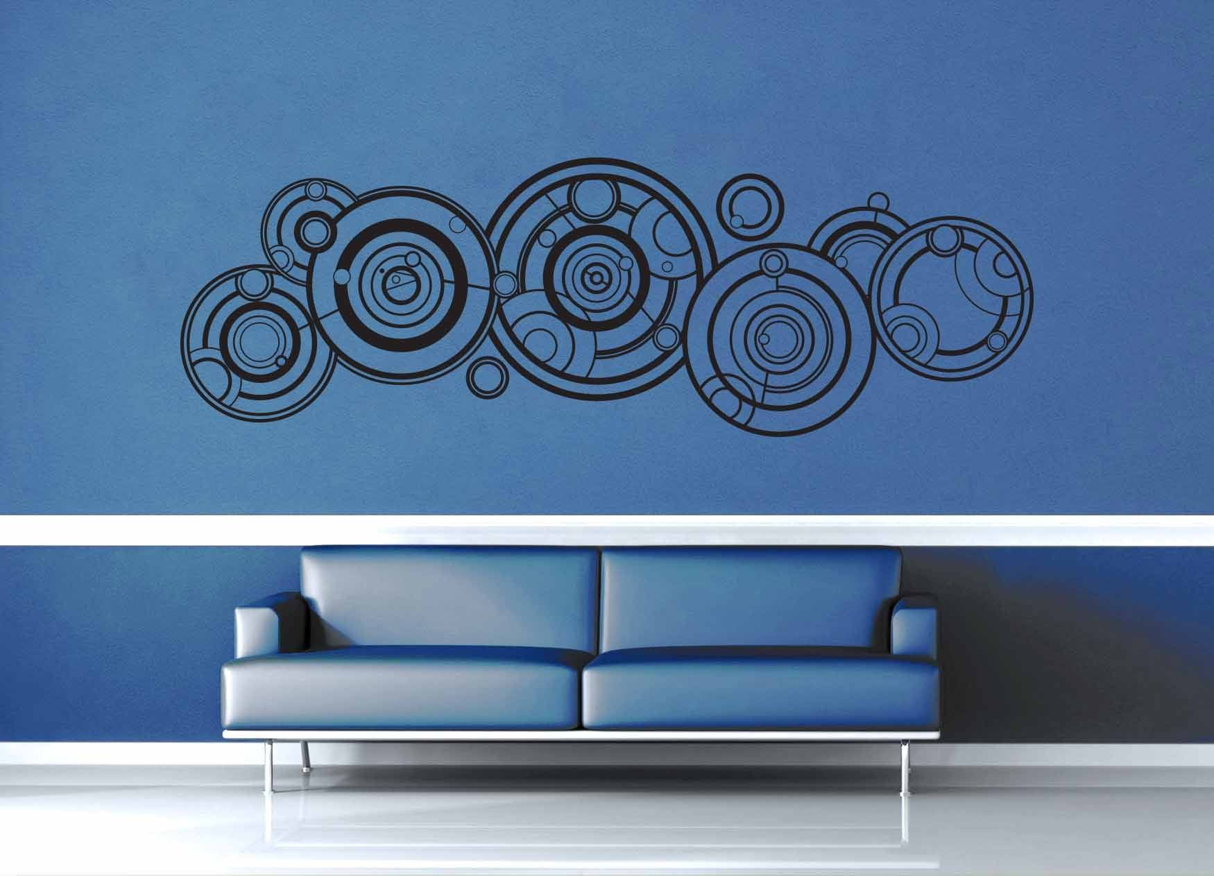 Doctor's Name - Gallifreyan - Doctor Who Quote - Wall Decal