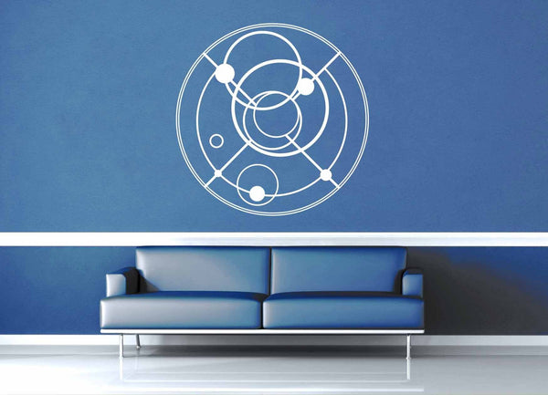 Escape - Gallifreyan - Doctor Who - Wall Decal - geekerymade