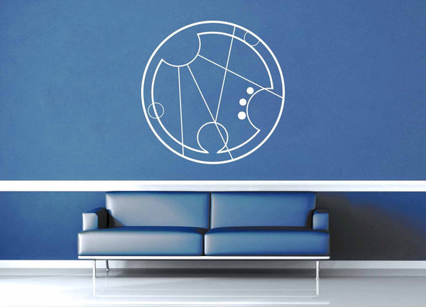 Grace - Gallifreyan - Doctor Who - Wall Decal - geekerymade