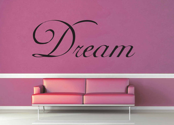 Dream - Wall Decal - geekerymade
