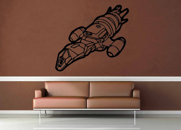 Serenity - Firefly - Wall Decal - geekerymade