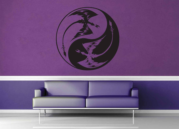 Dragon - Wall Decal - No 6 - geekerymade