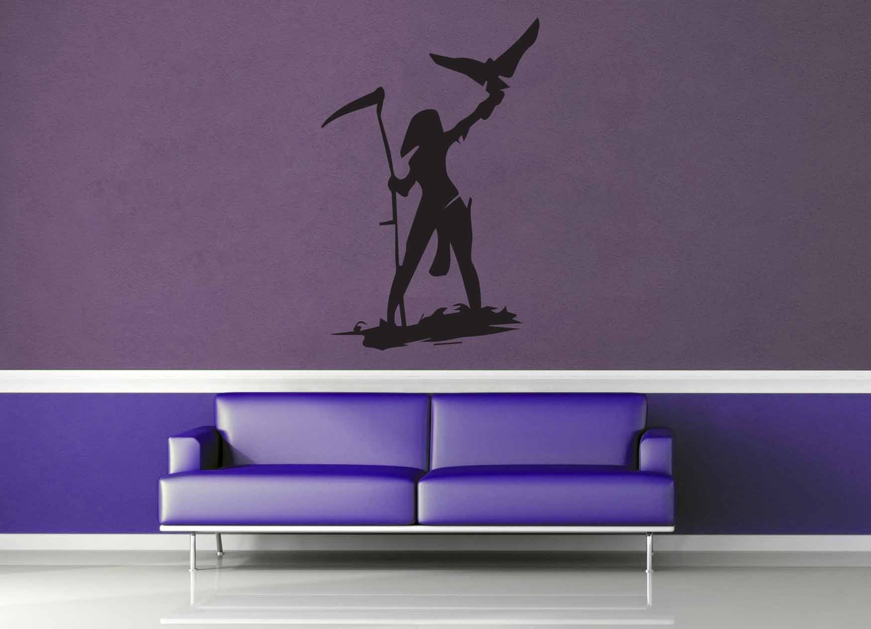Ranger Silhouette - Wall Decal - No 1