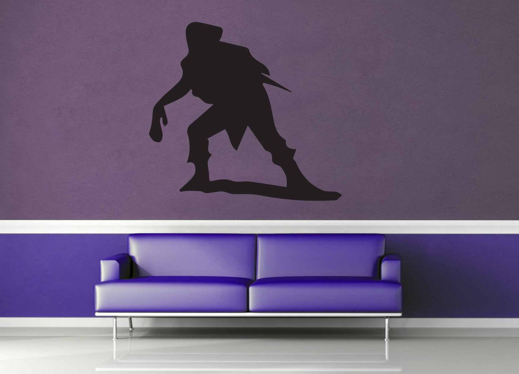 Thief Silhouette - Wall Decal