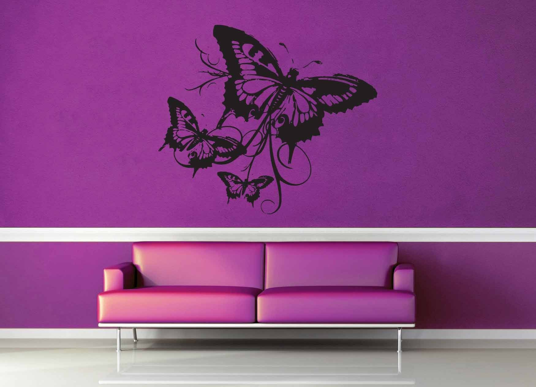 Flight of the Butterflies - Wall Decal