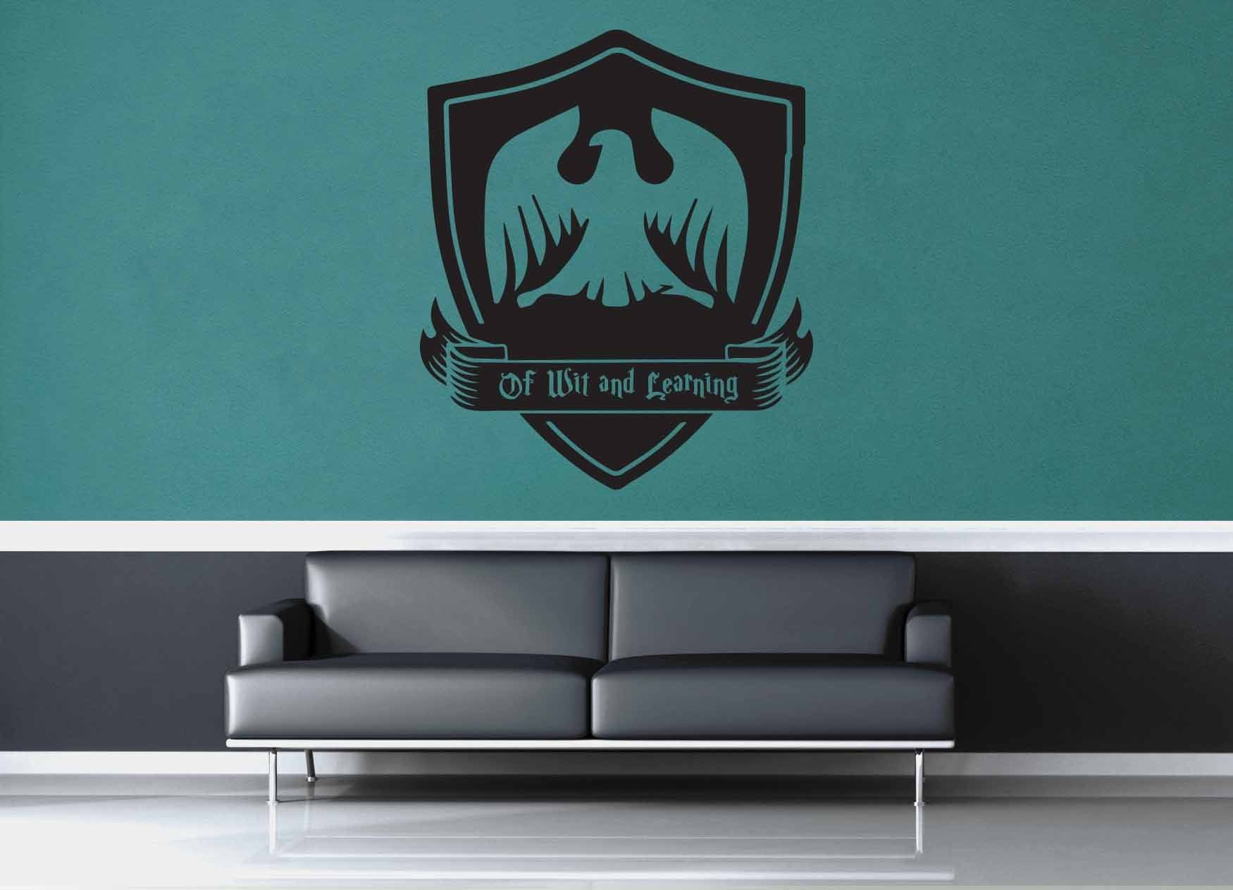 Ravenclaw Crest   Harry Potter   Wall Decal