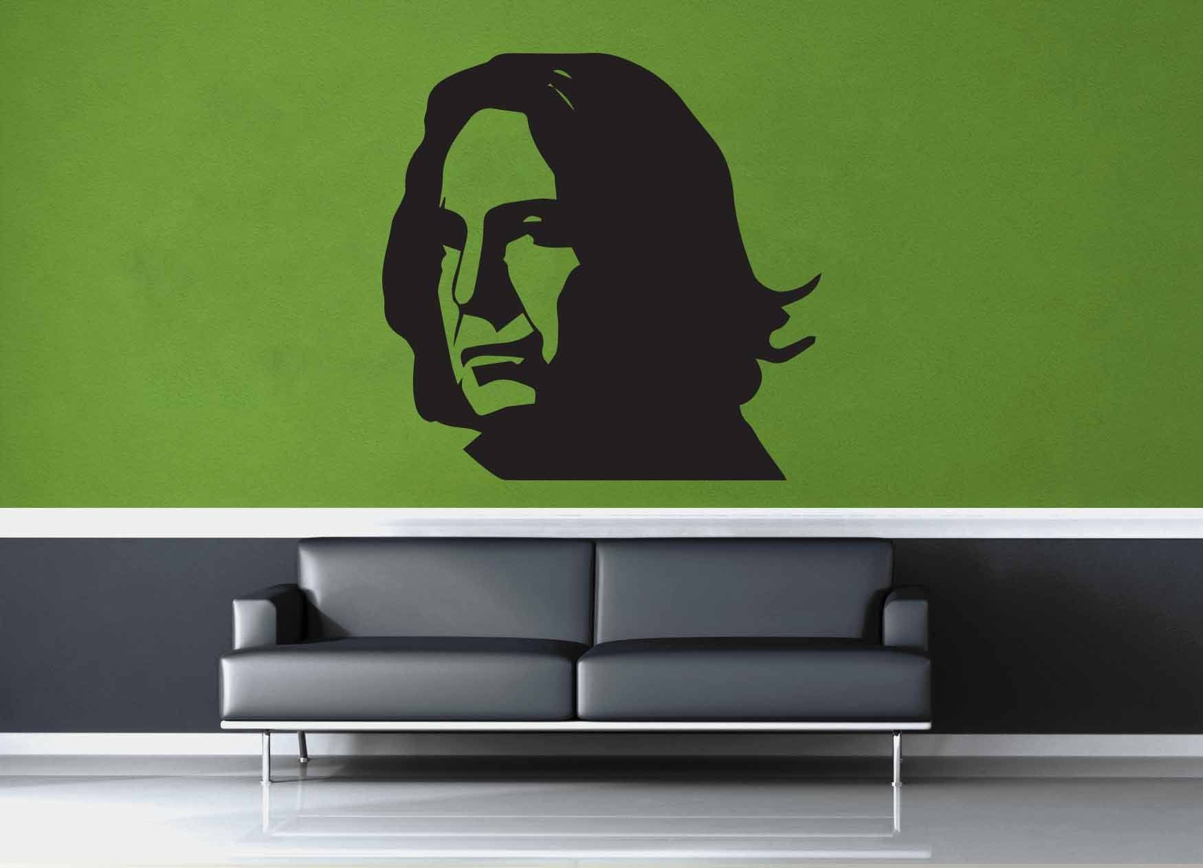Snape Silhouette - Wall Decal