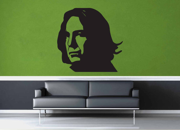 Snape Silhouette - Wall Decal - geekerymade