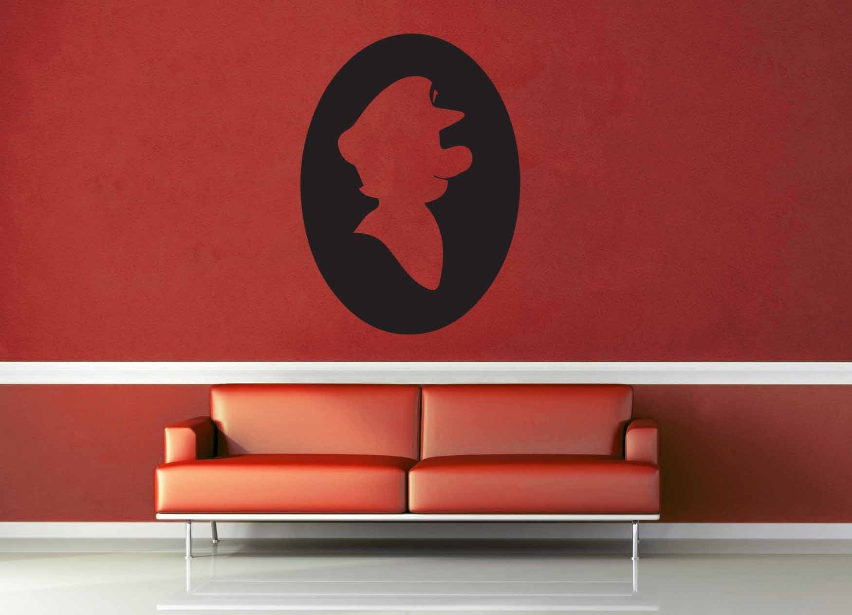 Mario Cameo - Gamer Decor - Wall Decal