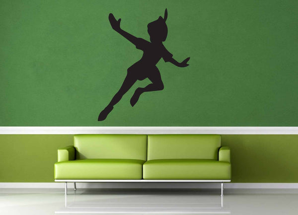 Peter Pan - Wall Decal - No 3
