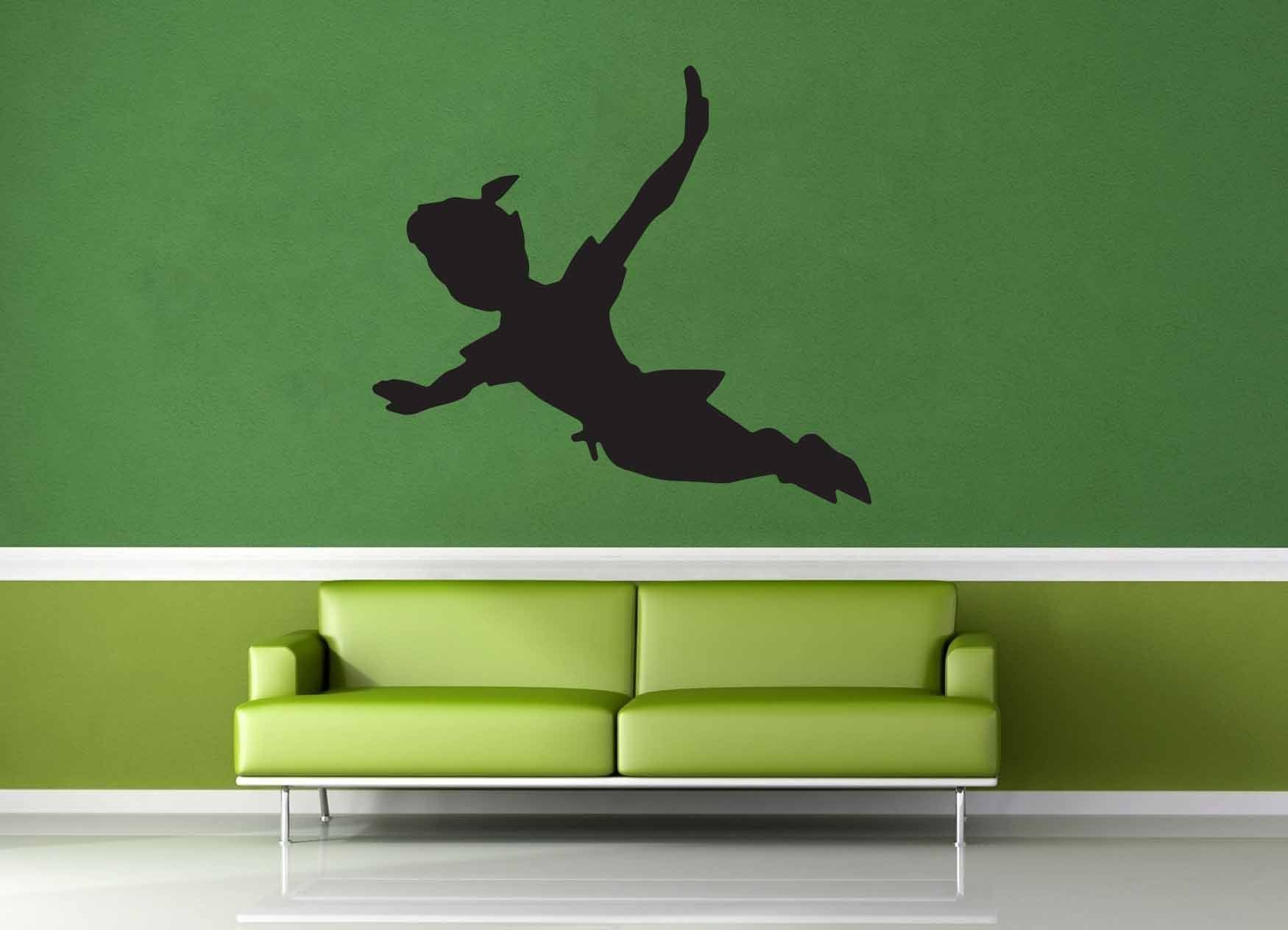 Peter Pan - Wall Decal - No 2