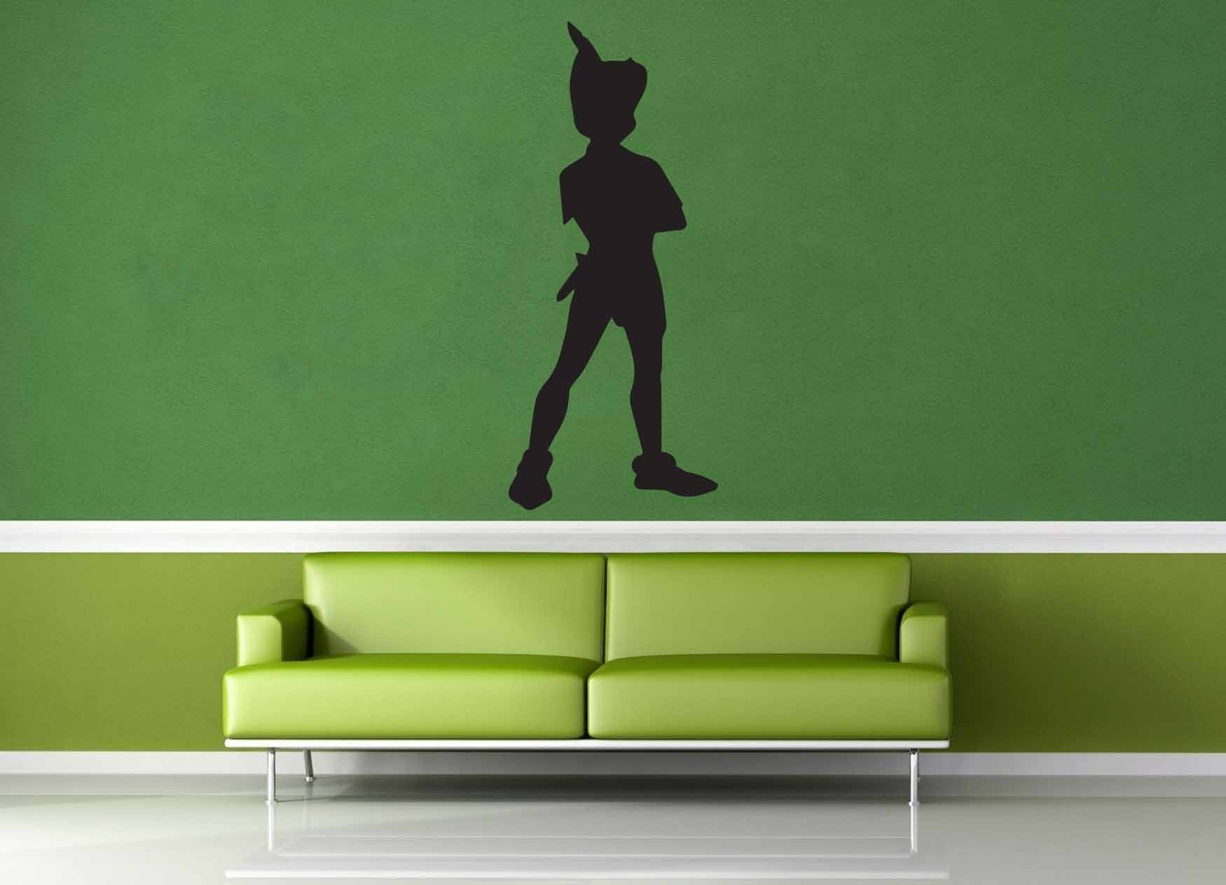 Peter Pan - Wall Decal - No 1