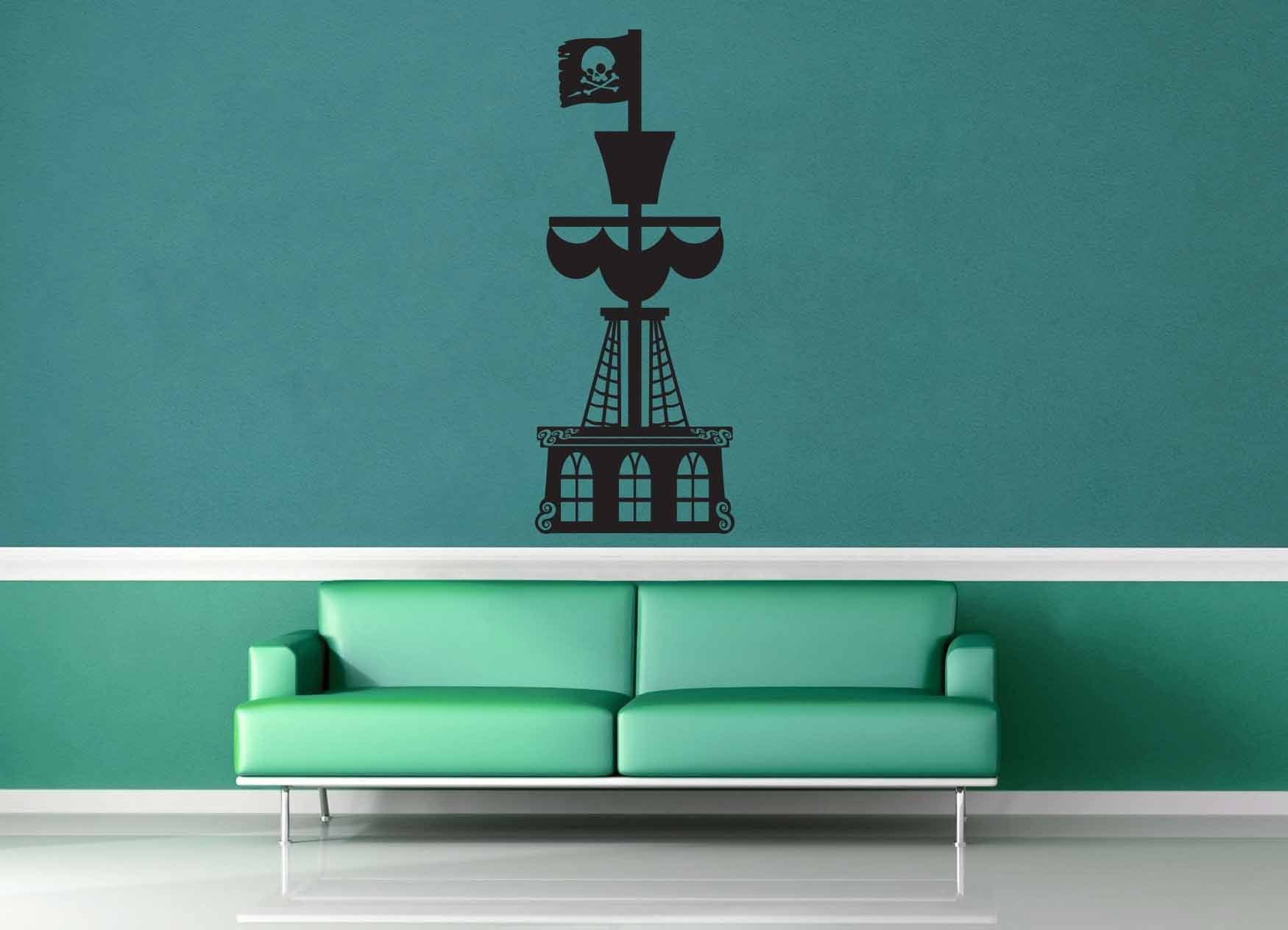Pirate Ship - Wall Decal