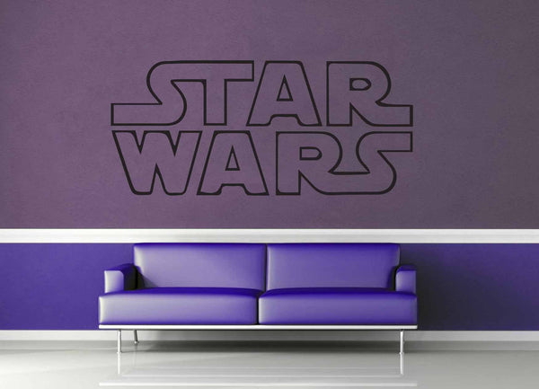 Star Wars - Wall Decal - geekerymade