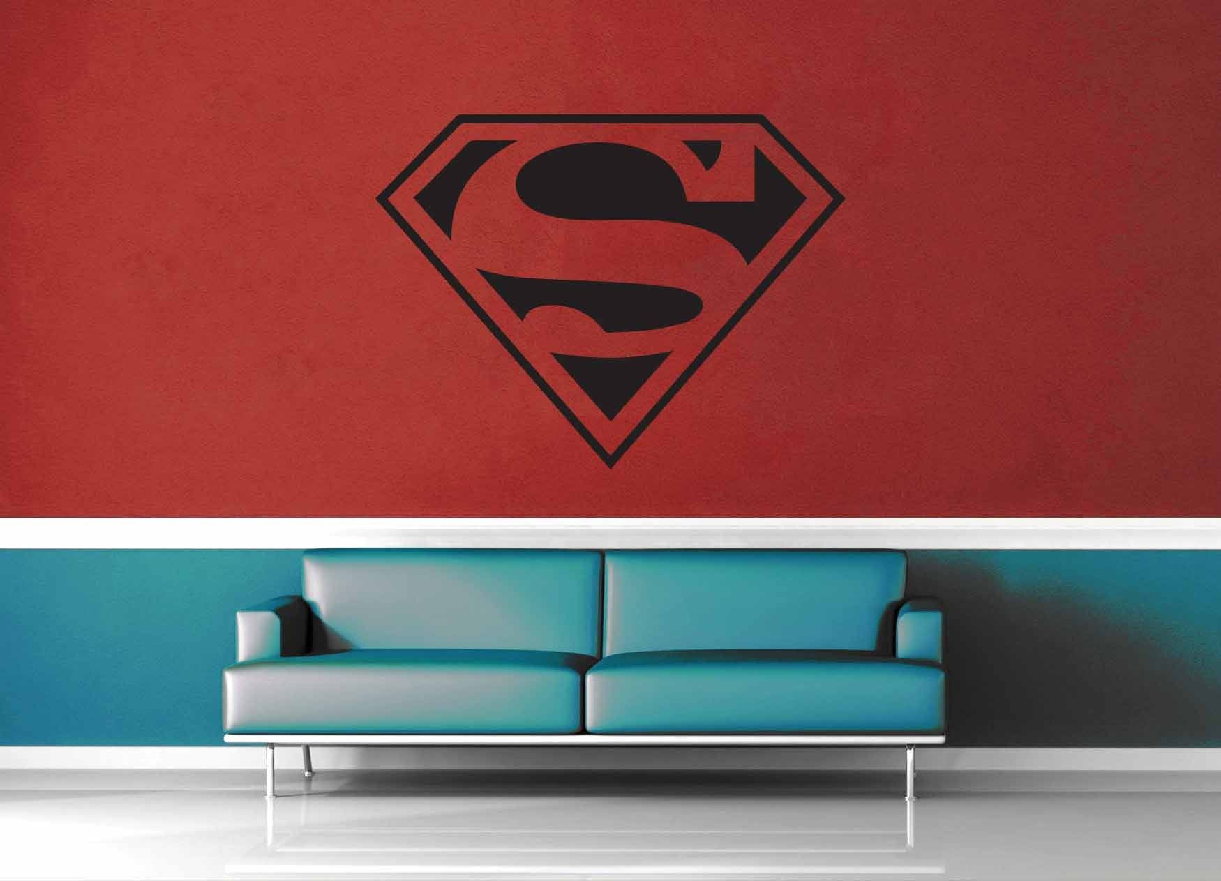 Superman - Wall Decal